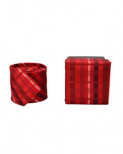 Uni Carress Gift box ties - for someone u love - UC-TYgiftBox-01j /Red