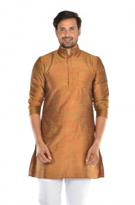 S9 Men  Summer cotton yarn dyed Kurta