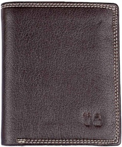 Uni Carress- 6 Card Slots Casual & Formal  Artificial Leather Wallet For Men (Brown) UC-MW-19