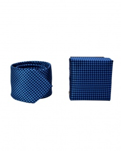 Uni Carress Gift box ties - for someone u love - UC-TYgiftBox-01i /Navy Blue