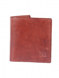 Uni Carress- 6 Card Slots Casual & Formal Tan Artificial Leather Wallet For Men (Tan)  UC-MW-015