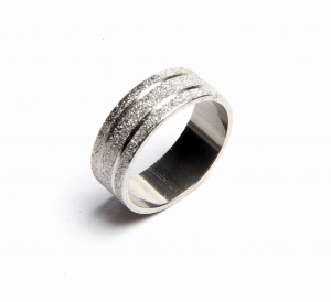 S9Fashion Artificial Metal Based Unisex Ring