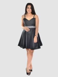 S9 Women , short Length Fit & flare Formal Dress for the one you Love
